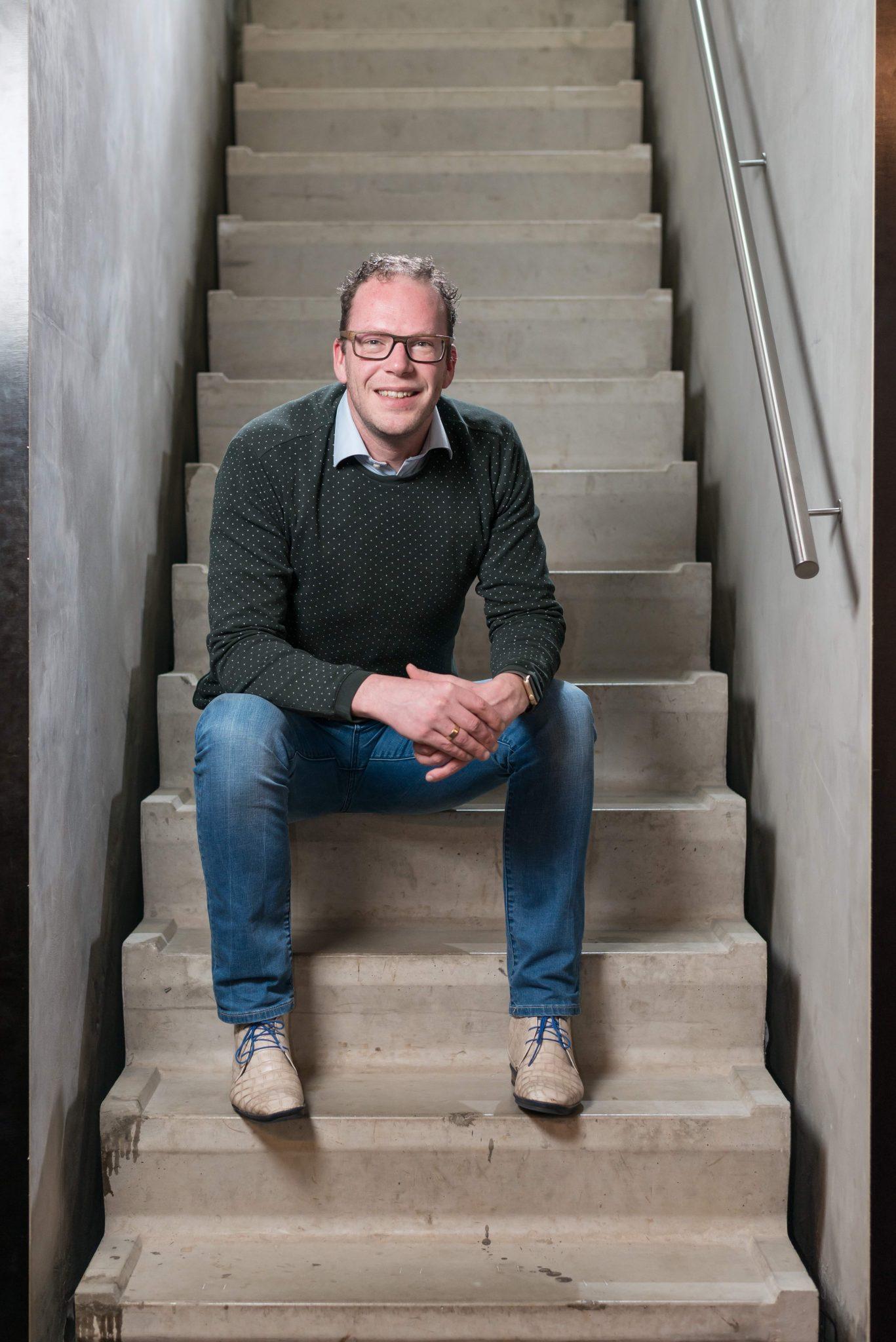 Emiel Brunekreef nieuwe secretaris