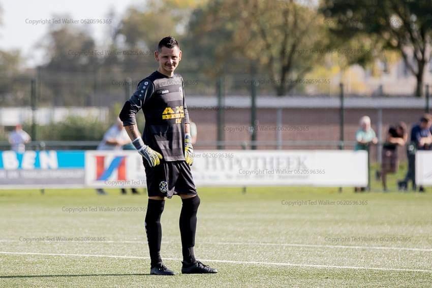Michel van Beek verlengt contract bij Stroe